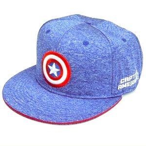 NWT Marvel Captain America Hat 🧢